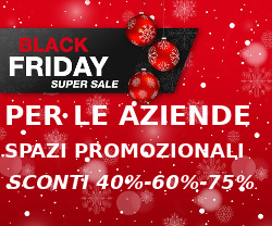 Black Friday 2019 per le aziende