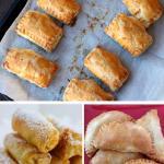 3 Ricette antipasto con pasta sfoglia