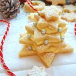 alberelli natalizi con crema chantilly