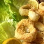 anelli di totano al forno croccanti (ricetta light)