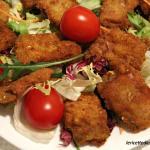 Bietole da costa fritte con pancetta affumicata