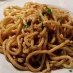 Bigoli in salsa di acciughe, primo piatto gustoso e veloce