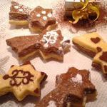 """Biscotti """"Cometa"""" vaniglia e cacao"""