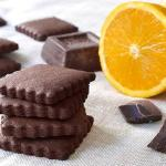 biscotti di cioccolato e arancia (bimby)