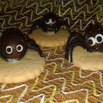 Biscotti di Halloween ragnetti