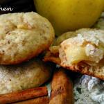 Biscotti ripieni di mele
