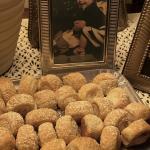 Bocconcini dolci al miele e mandorle