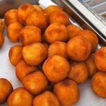 Bombe fritte di patate