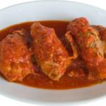 Braciole di carne alla napoletana