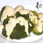 broccoli alla crema di ceci