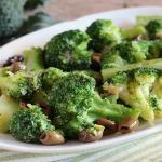 Broccoli alle olive (bimby)