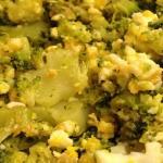 Broccoli e uova (bimby)