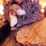 brownies con le nocciole