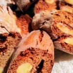 Cantucci con farina di castagne