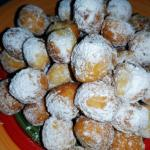 Castagnole gustose di carnevale video