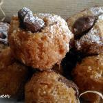 Castagnole ripiene di Nutella