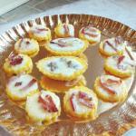 Cestini assortiti di polenta