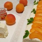 Cheesecake dolcetto all'albicocca