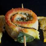 chiocciola di trota salmonata