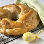 Colac – il pane rumeno delle feste
