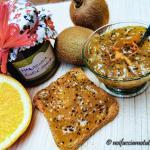 Confettura di kiwi e arance super facile e golosa