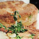 cordon bleu di zucchine, con prosciutto e scamorza
