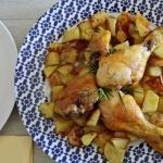 cosce di pollo arrosto: tutti gli accorgimenti per renderle croccanti e dorate