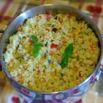 Cous cous alle verdure (bimby)