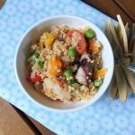 cous cous con pesce e verdure