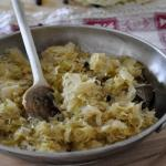 Crauti (sauerkraut)