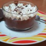 crema dessert al cioccolato