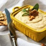 Crema di ceci e formaggio spalmabile ( a modo mio)