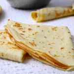 crepes o crespelle (ricetta base)