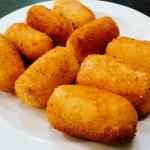 Crocchette di merluzzo al forno