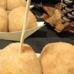 Crocchette di zucca e patate