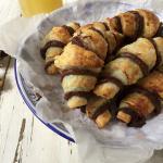 Croissant alla nutella