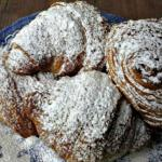 Croissant con lievito madre senza uova