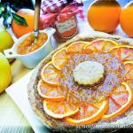 Crostata di marmellata senza glutine