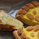 crostata doppia con crema