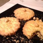 Crostatine sbrisolone senza glutine alla nutella