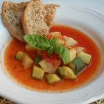Cucina della Campania: zuppa estiva