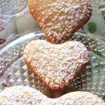 cuori di biscotto e buon san valentino