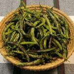 Fagiolini al curry (bimby)