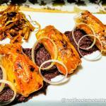 Fagottini di pollo al forno