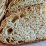 farina tridordeum e frumento tenero di tipo 1 per un pane dorato in giornata