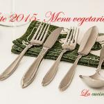 Feste 2015- Menù vegetariano