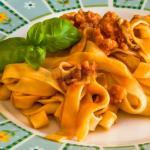 Fettuccine Alla Bolognese (La Bolognese)