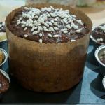 fiocco di mais – glassatura per panettone artigianale
