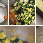 Flan di zucchine con il Cuisine Companion Moulinex