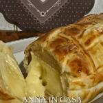 Fonduta di formaggio in crosta - ricetta passo passo